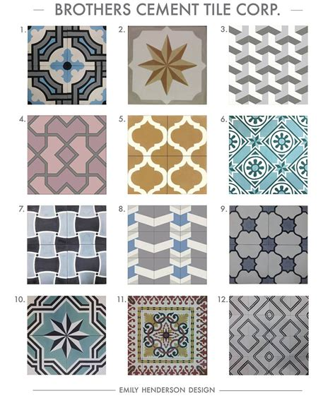 fireplace mini where to buy cement tiles emily henderson