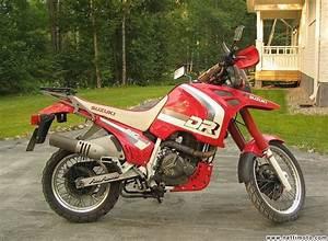 Suzuki Dr 800 : the suzuki 800 at the motorcycle specification database ~ Melissatoandfro.com Idées de Décoration