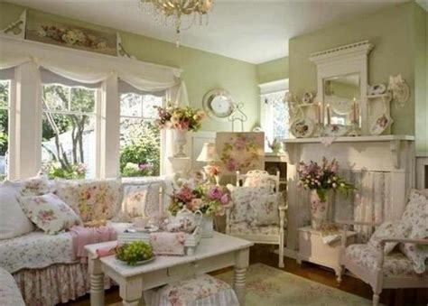 Decorating Ideas For Living Rooms Shabby Chic by Pastel Colors And Creativity Turning Rooms Into Modern