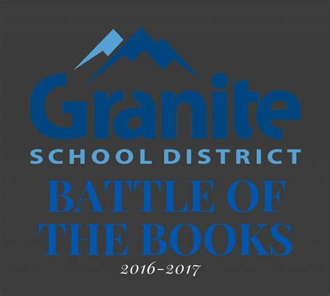 introducing granite s battle of the books