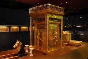 King Tut Treasures in His Tomb