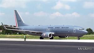 Fuerza A U00e9rea Mexicana - Boeing 737-800