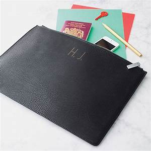 men39s personalised document wallet by lily belle With document wallet