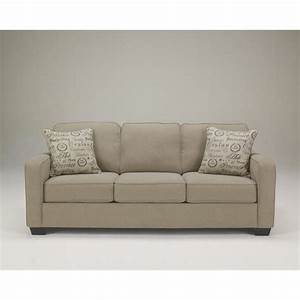 Signature design by ashley furniture alenya sofa in quartz for Alenya sectional sofa in quartz