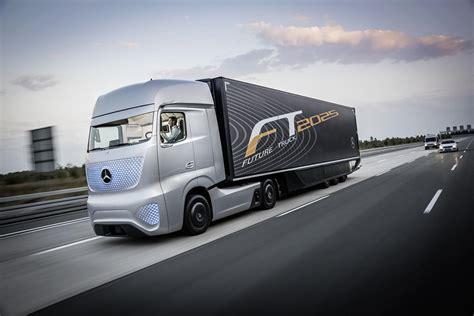 meet mercedes benz s futuristic autonomous truck concept
