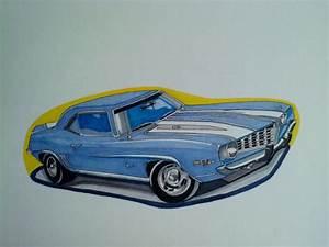 20  Latest 1969 Camaro Z28 Drawing