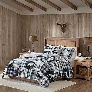 Woolrich Sweetwater Reversible Quilt Set Bed Bath Beyond