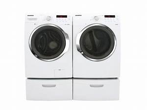 27 U0026quot  Samsung Washer  U0026 Dryer Pedestal  We357a0w  Xaa