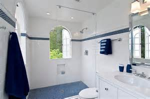 new bathroom tile ideas blue and white interiors living rooms kitchens bedrooms