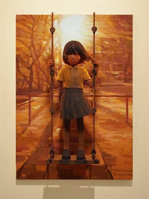 amazing art  shintaro ohata barnorama