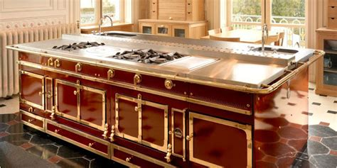 cupboards kitchen  bath friday find la cornue grand palais