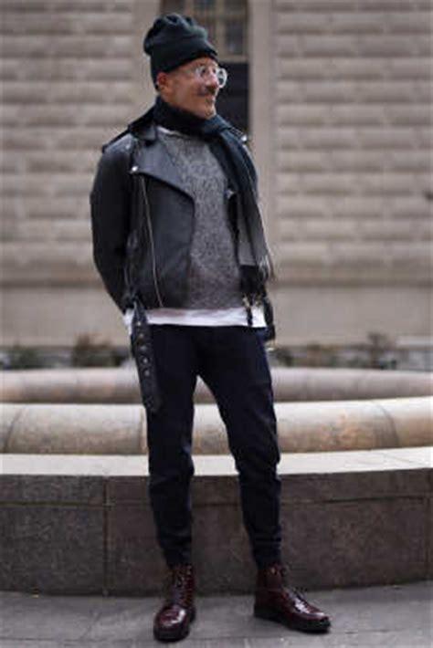 New York Fashion Week Men Fall Street Style