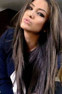 40 Brunette Long Hairstyles Ideas