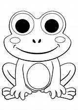 Frog Coloring Frogs Pages Printable Print Sheets Children Cartoon Toad Justcolor Cute Animal Spring Adult Kindergarten Princess Stpetefest sketch template