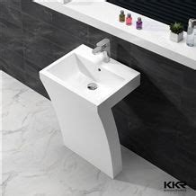 Modern Freestanding Bathroom Sinks by Modern Bathroom Sinks White Pedestal Basin