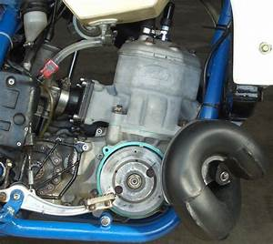 Powerdynamo For 2 Stroke Ktm  Rotax  Caciva And Others