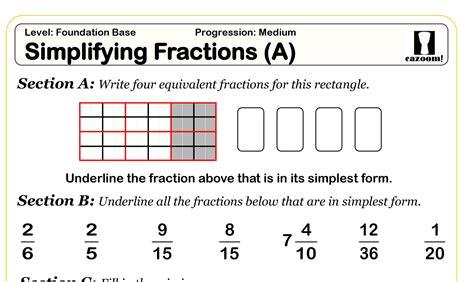 Year 7 Maths Worksheets  Printable Maths Worksheets