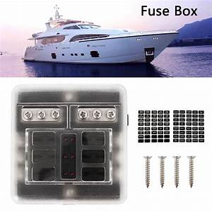 Fuse Box In Boat