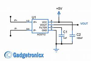 Volt-amp Meter Using Avr Microcontroller