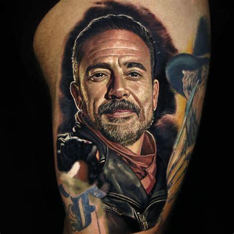 negan tattoo  nikko hurtado  tattoos tattoos