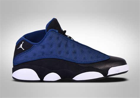 Nike Air Jordan 13 Retro Low Brave Blue Price €16500