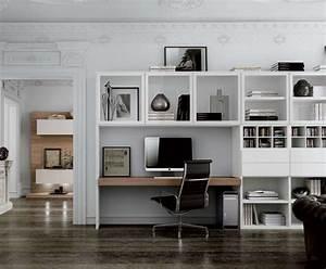 Meuble Ordinateur Salon : meuble tv biblioth que bureau meuble et d co ~ Medecine-chirurgie-esthetiques.com Avis de Voitures