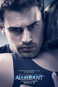 Allegiant Poster Artwork Featuring Theo James as Four