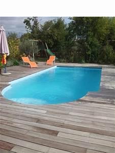 Bois Terrasse Piscine : le choix du bassin piscine coque bordeaux ~ Melissatoandfro.com Idées de Décoration