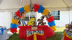 Toy Story Woody Round Up Birthday Party Ideas Photo 1 of