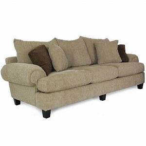carlton windfall sand sofa living room couch gallery With microfiber sectional sofa houston