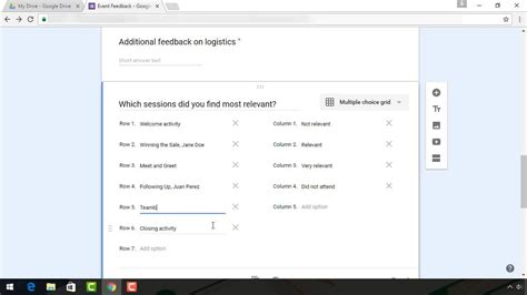 google forms survey template world of reference