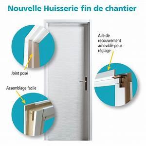 Porte Fin De Chantier Lapeyre : bloc porte brut basique postform grav portes d 39 int rieur ~ Nature-et-papiers.com Idées de Décoration