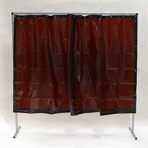 Vorhang 200 Cm Lang : schwei erschutzwand vorhang 0 4 mm bronze 200 x 200 cm ~ Orissabook.com Haus und Dekorationen