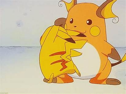 Raichu Pokemon Gifs Dzikie Memento Ta Ce