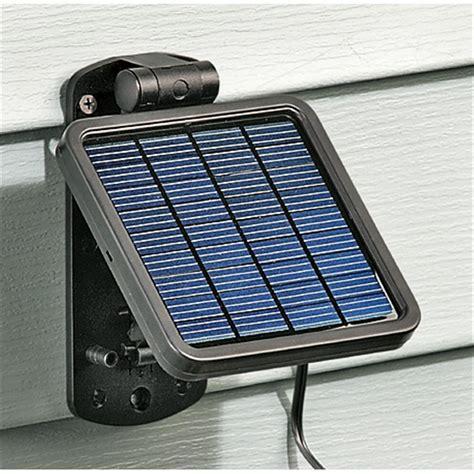 solar powered security light 91517 solar outdoor