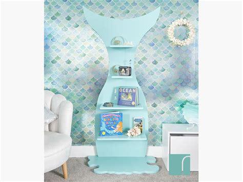 splash mermaid shelves mermazing mermaid bedroom reroom