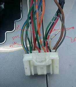 01 Camry Radio Wiring Harness Diagram