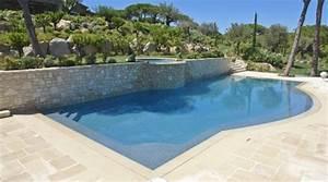 Combien Coute Une Piscine : prix d 39 une piscine d bordement co t de construction ~ Premium-room.com Idées de Décoration