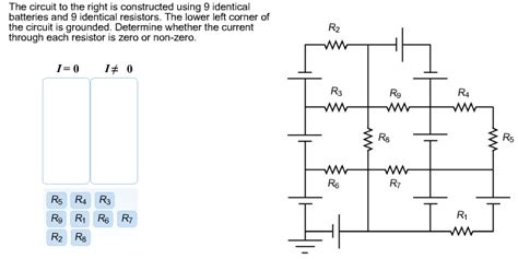 Solved The Circuit Right Constructed Using