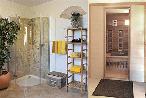 Das Badezimmer Der Ferienwohnung Eifelmediterran