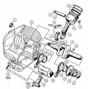 Fe 290 Engine  U2013 Carryall 1  U0026 2  U2013 Part 6