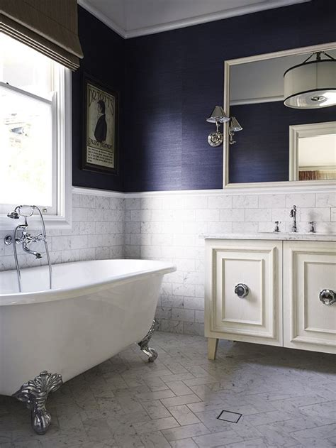the best small bathroom paint colours according to the