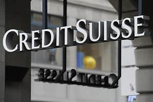 Credit Suisse, in Financials M&A Renaissance, Adds Another ...