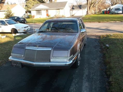 security system 1993 chrysler imperial security system 1993 chrysler imperial luxury 79xxx miles mopar rebuilt transmission runs good for sale