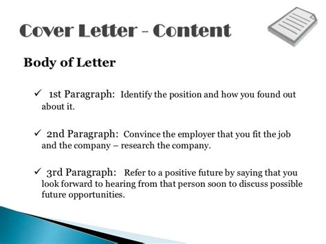 resume cover letter closing statement writing the