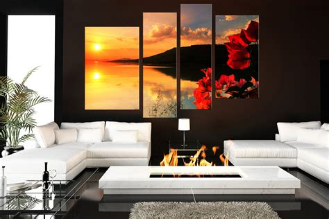 4 Piece Canvas Photography, Flowers Huge Canvas Print Tv Units Living Room Bangalore Ideas Southern Sears Outlet Modern Tables Design As Per Vastu Lounge Elgin Elegant Paint Colors Home Decor Gallery