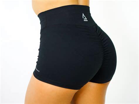 White Boyshort Bikini Bottom