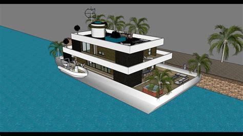 Houseboat Dubai by Innovative Houseboat Grand Designs Houseboat 2017 Dubai