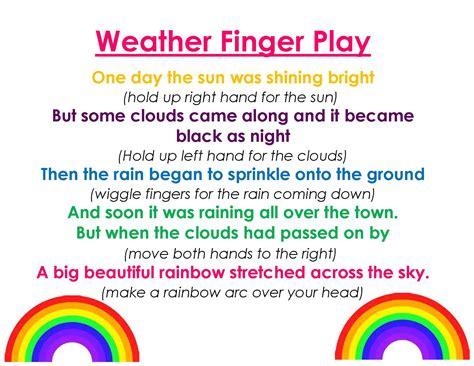 weather songs for preschool preschool weather song free pr 276 | weather 3