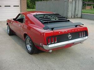 1970 FORD MUSTANG BOSS 302 2 DOOR COUPE - 60660